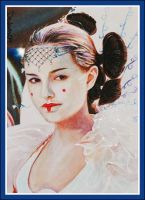 Padme -Parade gown by DavidDeb