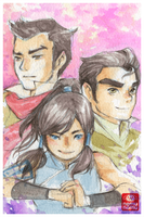 Legend of Korra by nemu-nemu