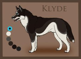 SK's Always On the Run : Klyde by Sedillo-Kennels