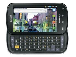 Samsung Epic 4G for Sprint by standbyblizzard