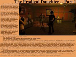 Five: The Prodigal Daughter 1 by jonas66