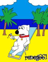 Brian Griffin by reneg661