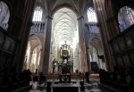 Beautiful Inside of Brugge Cathedral 2 by Rea-the-squirrel
