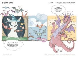 At 147 Dungeon Mousers pt 10 by Tavicat