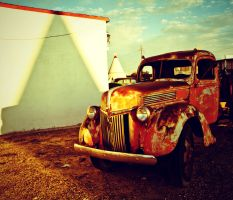 Tepee Truck by JtheQ