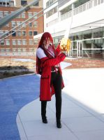 Grell Sutcliff Cosplay by DarkMuse112