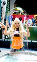 SeeU:Space bubbles by yuyamaki771
