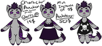 Character Auction (OPEN) by DeathByViola