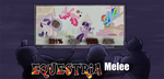 Equestria Melee by WillDrawForFood1