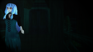 -MMD- Haunted Mansion by MariMariD