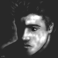 Hunter Realism by caitlin-t