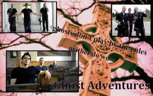 Ghost Adventures Wallpaper1 by MaeMarshmellow