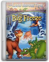 The Land Before Time: The Big Freeze by Movie-Folder-Maker
