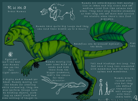Ruma Ref Sheet by HaanPere