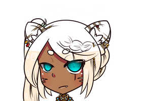 Tiger-Chan by outer--heaven
