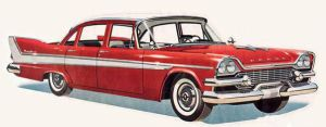 age of chrome and fins : 1958 Dodge by Peterhoff3