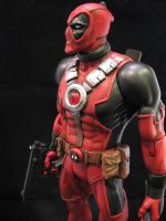 deadpool custom 12 inch figure another veiw by ebooze
