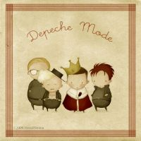 DEPECHE MODE: Little World by Oh-Ninona