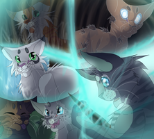 The Ancient Cats (Warrior Cats) by WarriorCat3042