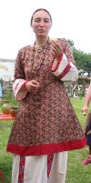 Brahdelt's Russian dress 01 by HistoricCostume