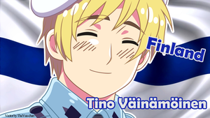 [APH] Finland (Tino Vainamoinen) Wallpaper by BunnyBeryl