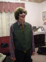 The Joker part Two by msfurious