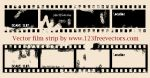 Vector Film Strip by 123freevectors