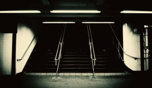The Underground by ArielAPeters