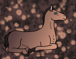 Horse by Locomatic