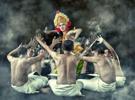 Bali Dance by kamalphotography