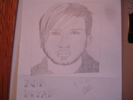 Bob Bryar by Deathwisher3228