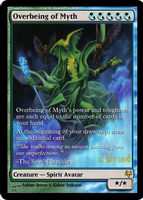 Extended Art Overbeing of Myth by chaptmc