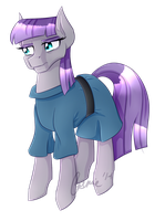 Maud Pie by astrequin