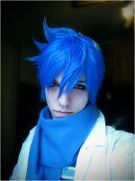 Kaito Vocaloid by DarkyLeon