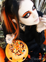 Candy Corn. by Spoookies