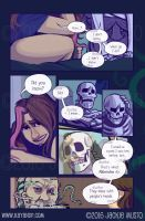 Kay and P: Issue 19, Page 12 by Jackie-M-Illustrator