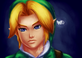 Listen, Link... (Link, wait up!) by Jasmineteax
