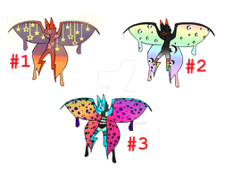 Butterfly Bat adopts 1 CLOSED by HazeAdopts