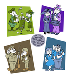 Timeless Friendship by Granitoons
