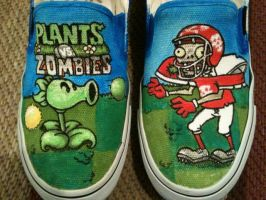 Plants VS Zombies Recustomized by tofurizer