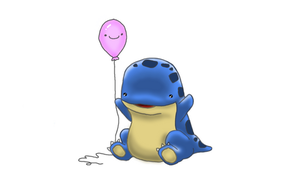 Quaggan is Happy by thecolourbleu