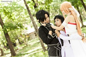 Sword art Online|ALO: Kazoku by serorima