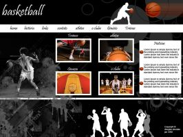 layout basketball by douglasdeodato
