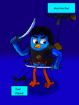 Gamey in Angry Birds Evolution, Angry Birds Movie by AngryDota2