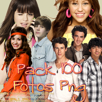 + Pack 100 Fotos Png RAR. by NiickiithaEditions