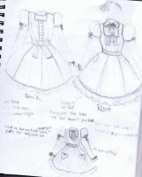 Willow Lolita Mark Five by Kittywitchthesecond