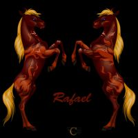 ContestEntry - Rafael by FlareAndIcicle