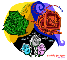 Roses by TheButterfly