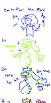 How to draw like me by FhuDog