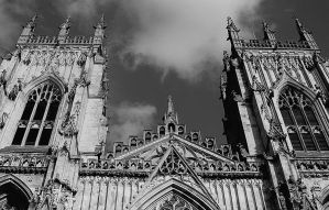 York Minster by mzkate